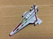 Hasbro Titanium Battlestar Galactica Colonial Viper MK VII Loose die cast Metal