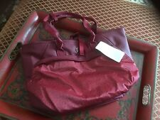 LULULEMON Everything Bag Tote Shopper Travel Carrier Sports Duffel Red NWT