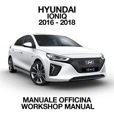MANUALE OFFICINA HYUNDAI KONA 1.0 T-GDI WORKSHOP MANUAL SERVICE