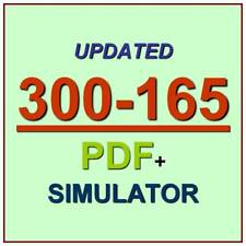 CCNP Datacenter Implementing Cisco Infrastructure DCII Test 300-165 Exam Test QA