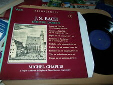 BACH: Oeuvre pour orgue Orgel organ vol.2   Michel Chapuis Valois stereo Germany