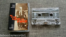 ZZ- CASSETTE IN THE LINE OF FIRE - ENNIO MORRICONE - OST - SOUNDTRACK - BSO RARE