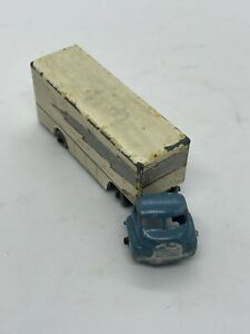 Matchbox Series Major Pack a Lesney Product M2a Bedford Articulated Truck Walls