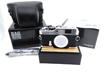 Voigtländer Bessa-R Body silber mit Tasche- M39-Rangefinder - like new / wie neu