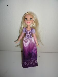 RAPUNZEL FROM TANGLED DOLL