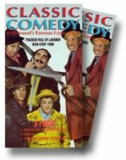 Classic Comedy VHS Hollywoods Famous Funnymen Martin & Lewis Groucho Marx & more