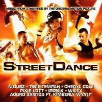 STREET DANCE SOUNDTRACK CD 18 TRACKS NEU
