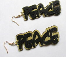 Unbranded Acrylic Statement Costume Earrings