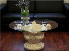 Beistelltisch Couchtisch Vase Telefontisch Blumentisch Kaffetisch Glastisch
