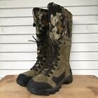 """Red Wing Irish Setter 17"""" Mountain Claw Viper Boots Mens 12D Mossy Oak 3800"""