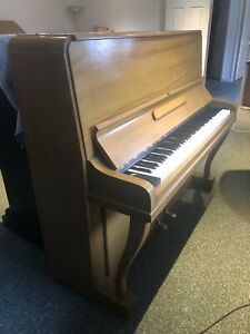 Hansen Upright - Reconditioned