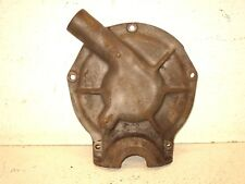 49 50 51 52 53 FORD FLATHEAD V8 8BA ENGINE MOTOR TIMING GEAR COVER FRONT PLATE