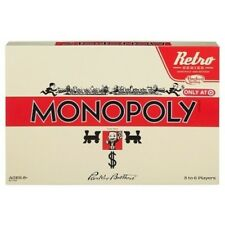 NEW Monopoly Retro Edition Board Game