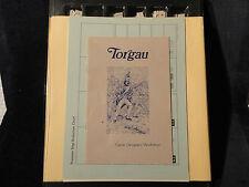"""TORGAU"" BY GAME DESIGNERS WORKSHOP/ AN HISTORICAL SIMULATION GAME"
