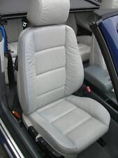 BMW e36 Cabrio Sitzbezüge Ledersitze Normal