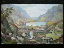 POSTCARD KERRY KILLARNEY - SERPENT LAKE - GAP OF DUNLOE