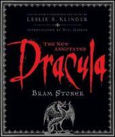 New Annotated Dracula, Hardcover by Stoker, Bram; Klinger, Leslie S. (EDT); B...