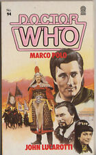 Doctor Who - Marco Polo. RARE VGC 1st Target Books edition. Superb story!
