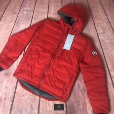 "Canada Goose Lodge Hoody Red Small - Pit To Pit 20"" - £525"