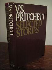 1st/1st Printing SELECTED STORIES V.S. Pritchett RARE Classic