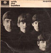 The Beatles(Vinyl LP)With The Beatles-Parlophone-PMC 120-Fair/Fair