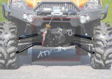 Polaris Ranger Fullsize 570/900 High Clearance Forward Offset A-Arms White Alum