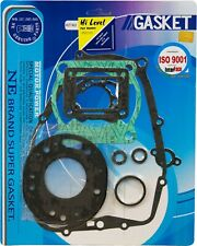 YAMAHA RD125LC DT125LC COMPLETE ENGINE GASKET SET 1982 - 1989
