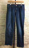Lucky Brand - Women's Sofia Straight Dark Wash Denim Jeans - Tag Size 10/30