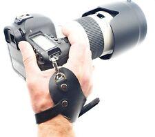 Hand strap grip for camera slr dslr Leather