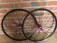 26 inch Wheels Alex DP20 Rim Shimano Quando Hub Disc Wheel Set 7/8/9/10 Speed