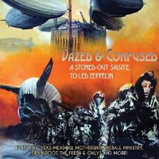 DAZED & CONFUSED-A SALUTE TO LED ZEPPELIN  2 VINYL LP NEW!