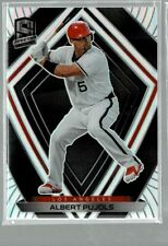 2020 Panini Chronicles Albert Pujols Spectra Base (DB)