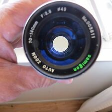 Samigon Auto Zoom 70-140mm 3.8 lens # 003811 for Canon FD