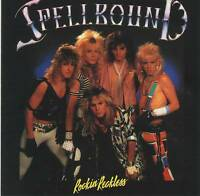 SPELLBOUND - ROCKIN' RECKLESS (1985/1995) =RARE CD= Jewel Case+FREE GIFT Metal