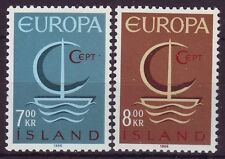 ICELAND - SG436-437 MNH 1966 EUROPA
