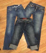 Femme Pantalon Bundle Diverses Tailles guess diesel -