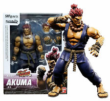 S.H.Figuarts (Street Fighter) - Akuma by Bandai
