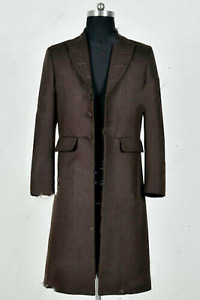 Who Buy Doctor The 4th Fourth Dr Tom Baker Cosplay Costume Trench Coat