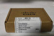 Nuevo Cisco EHWIC - 1GE-SFP-CU GE de 1 puertos + pequeño form-factor mejorada de alta velocidad de la tarjeta de red de área amplia #2