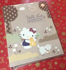 pal: Hello Kitty BINDER NOTEBOOK (AUTHENTIC)