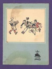 1949 RMS Samaria - Goodbye Dinner Menu - Cunard White Star Line