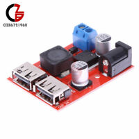 DC 6-40V to 5V 3A Buck Converter Module Dual USB Charger Step Down Power Supply