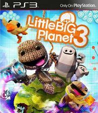 LITTLE BIG PLANET 3 PS3 LEER DESCRIPCION/READ DESCRIPTION