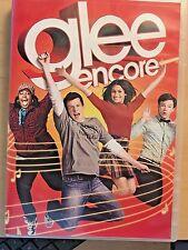Glee: Encore  DVD Lea Michele, Jane Lynch, Matthew Morrison, Cory Monteith, John