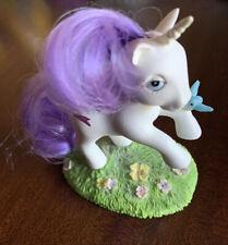 RARE LIMITED Hamilton Hasbro 2005 G1 My Little Pony Glory Porcelain Sculpture