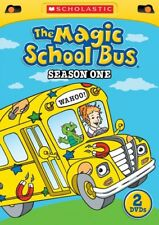 The Magic School Bus: Season One [New DVD] Full Frame, 2 Pack