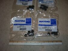 Maytag Dishwasher Grommet and Latch Kits 99001551,    4 bags of 8 grommets
