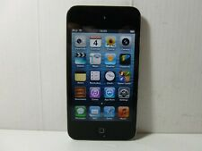 Apple iPod Touch 4th Generation 3.5in Touchscreen 8GB Black