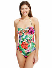 Marks and Spencer Elastane Bandeau Swimwear for Women