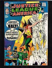 Justice League of America #72 ~ 2nd App Green Arrow (7.5) WH